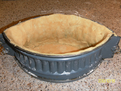 FLOWER POT KITCHEN: FRENCH RAISED HOT WATER CRUST GAME AND ...