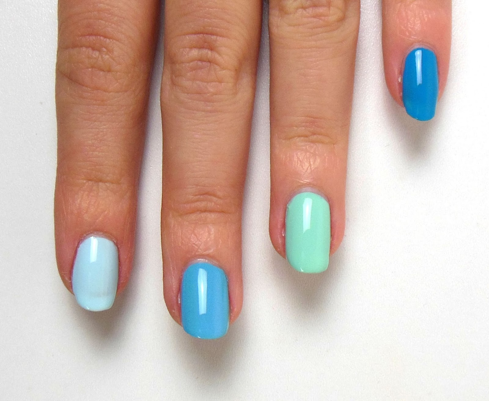Spring Nails #3: Einfaches & Farbenfrohes Frühlings-Nageldesign in ...