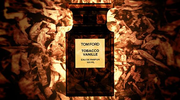 Tobacco Vanille de Tom Ford - Opulência e tradição
