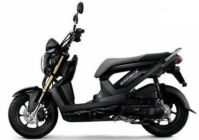 Desain Honda Zoomer X