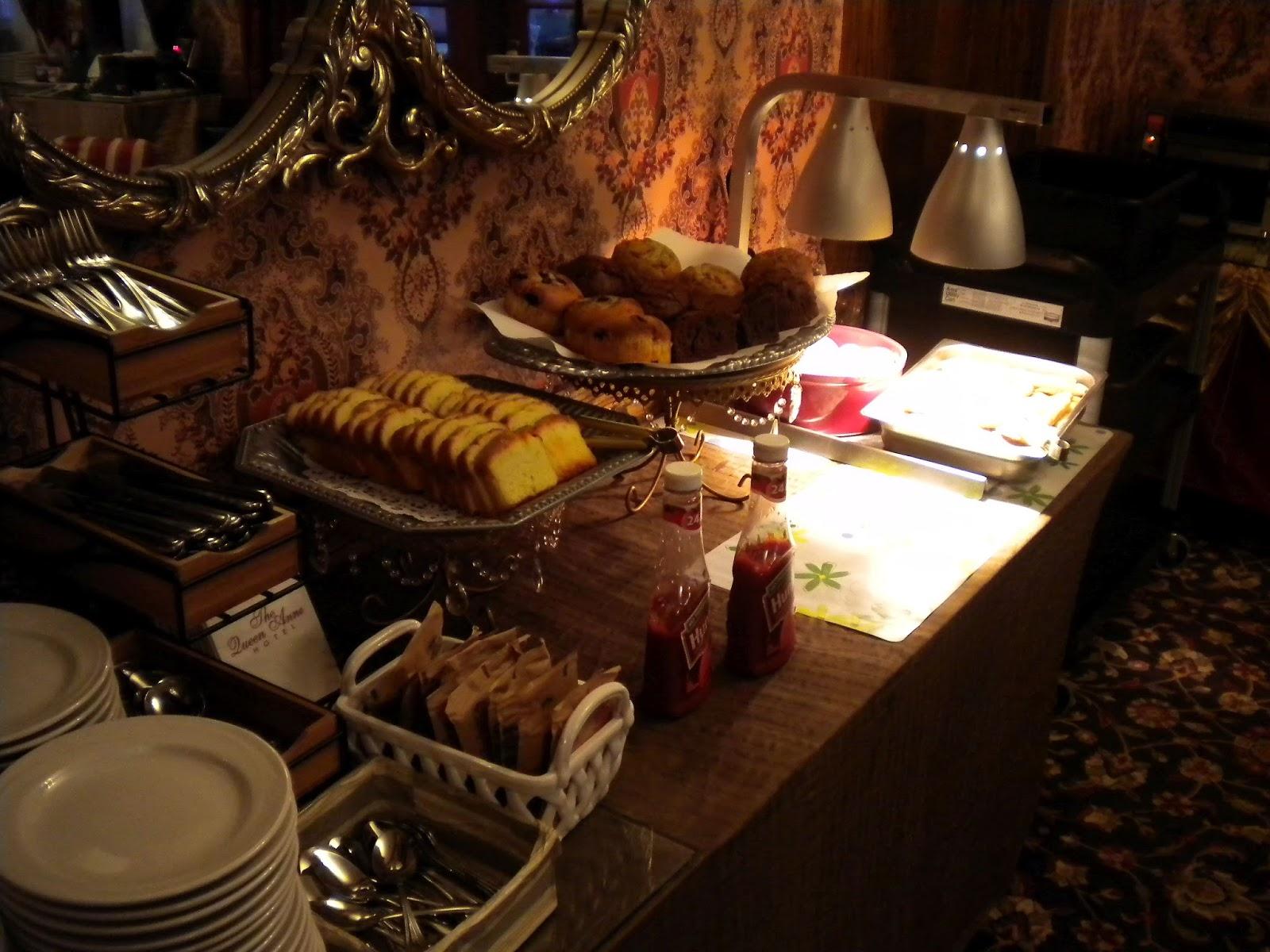 san francisco hotel queen anne hotelli mallaspulla matkailu aamiainen