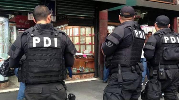 """Detienen a otros 9 integrantes de """"La Unión de Tepito"""" en la delegación Gustavo A. Madero, CDMX."""