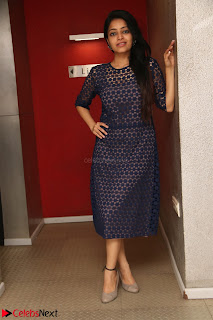 Dazzling Janani Iyer New pics in blue transparent dress spicy Pics 036.jpg