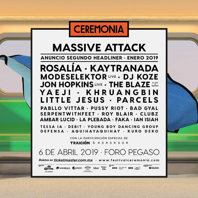 CARTEL CEREMONIA 2019