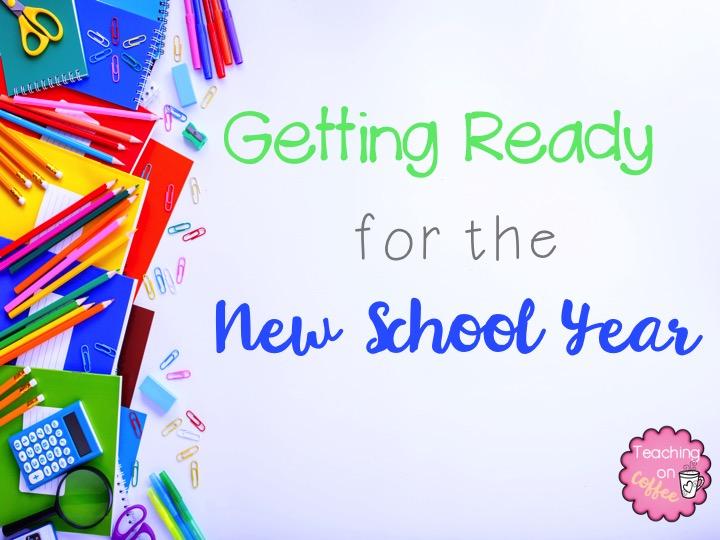Image result for preparing for new school year teacher