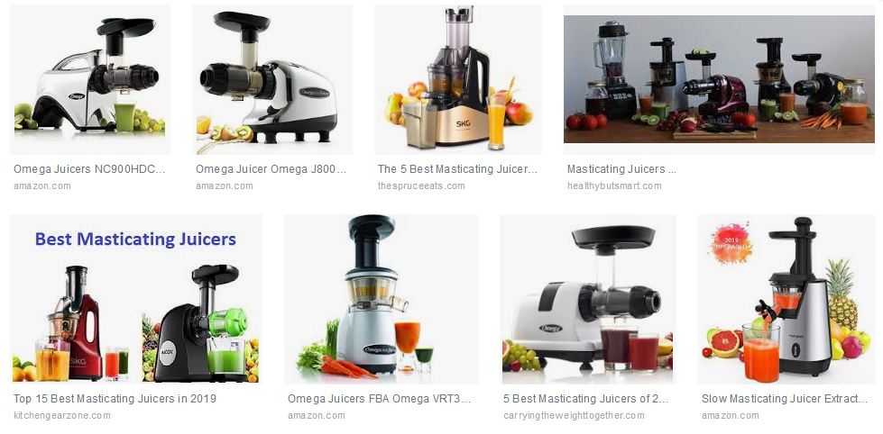 MASTICATING JUICERS ~ SINGLE GEAR AUGER REVIEW INDIA | ||ੴ