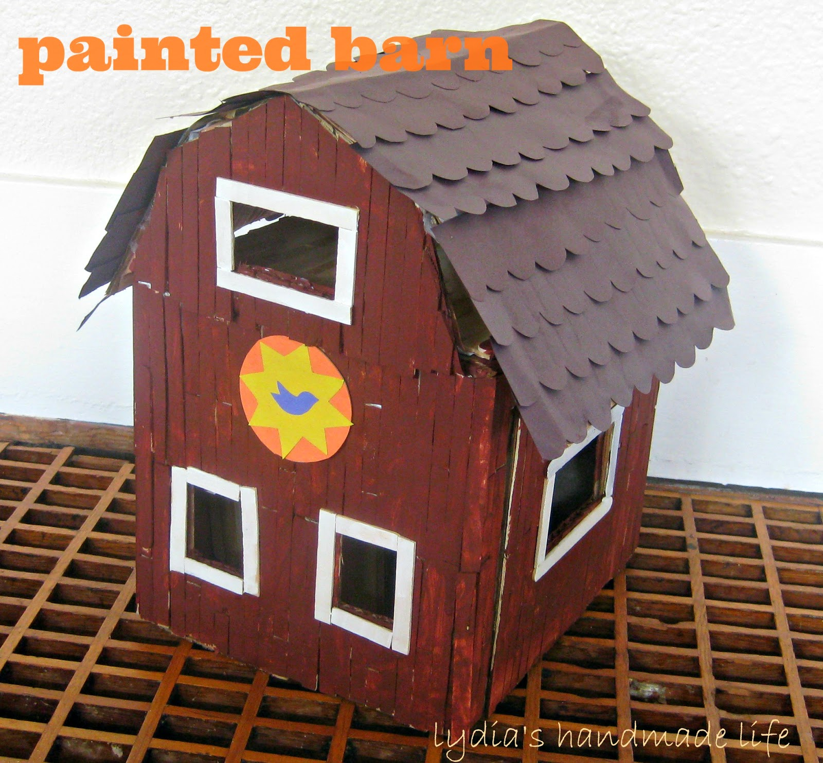 Make Your Own Play Barn