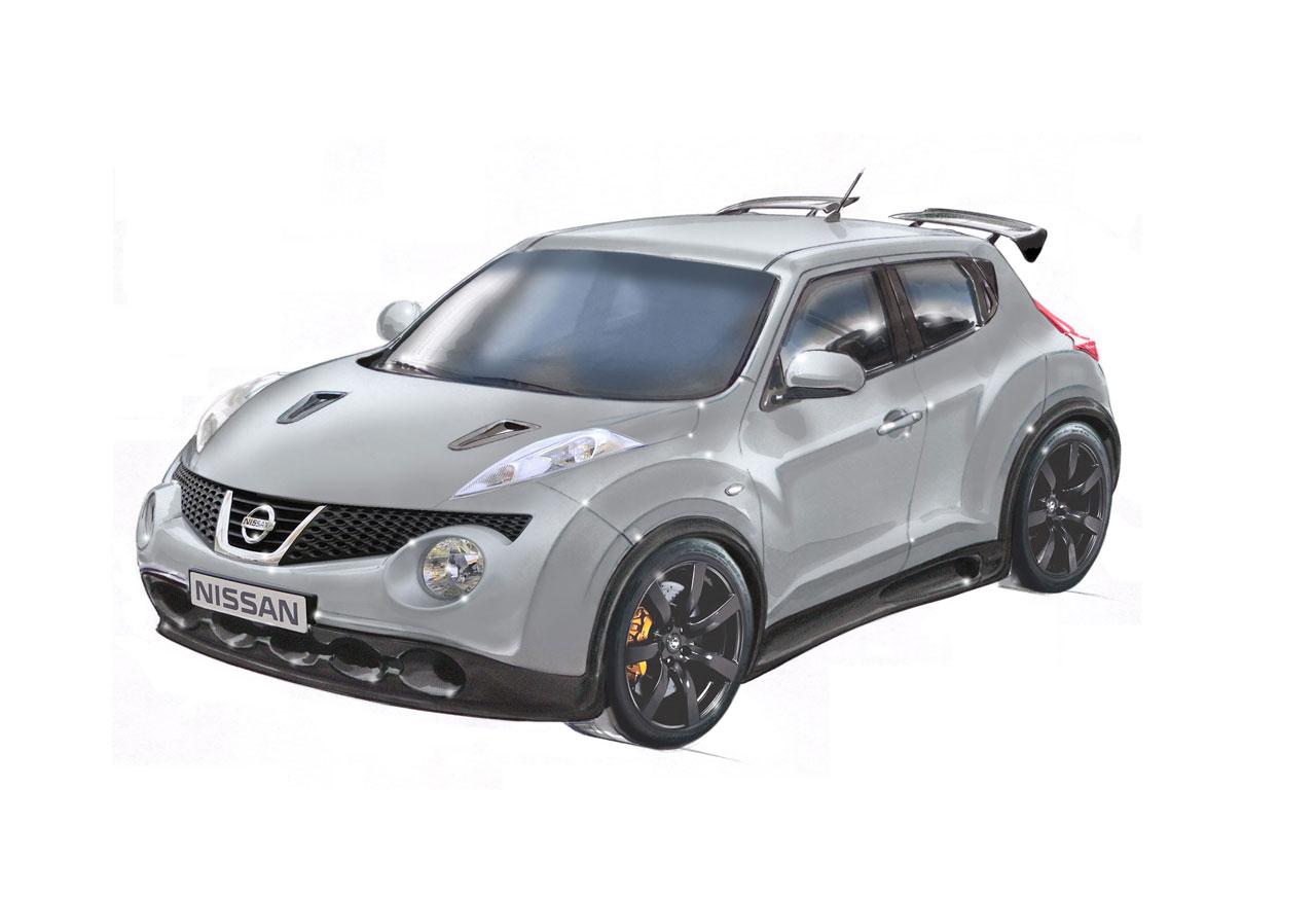 2013 Nissan Juke R