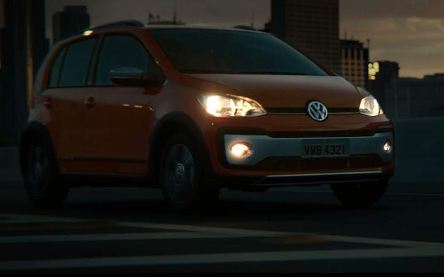 Novo VW Cross-Up! 2018 TSI
