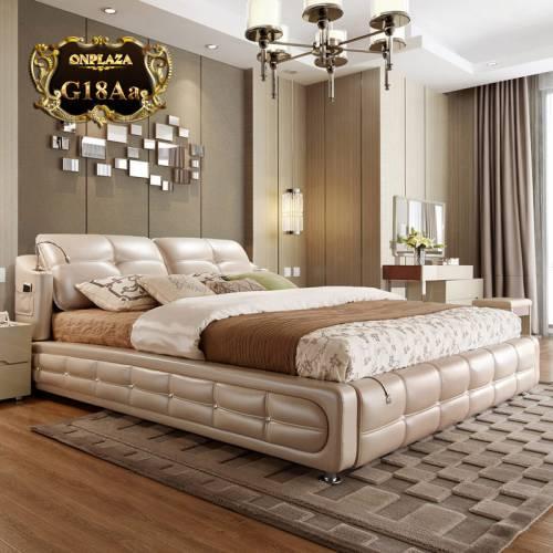 Giường ngủ hiện đại thiết kế bắt mắt