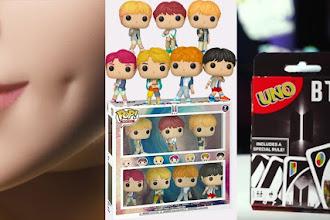 ¡BTS tendrá muñecos de Mattel, cartas del UNO y Funko Pop!