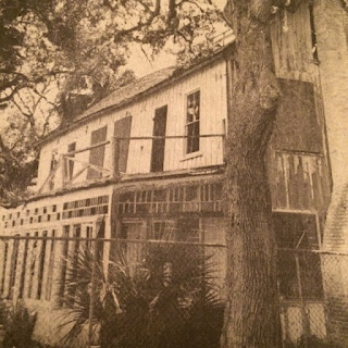1980s photo of 19th century building