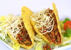 Receita prato mexicano