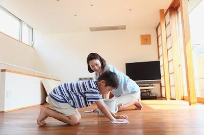 Bảo quản sàn gỗ đúng cách khi thời tiết nồm ẩm