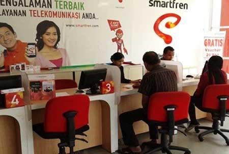 Alamat & Nomor Telepon Galeri Smartfren Jakarta Barat