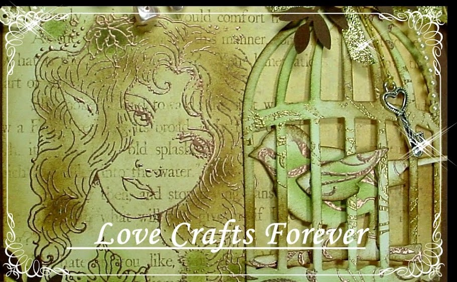 LOVE CRAFTS FOREVER
