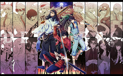 Drifters Episode 7 Subtitle Indonesia