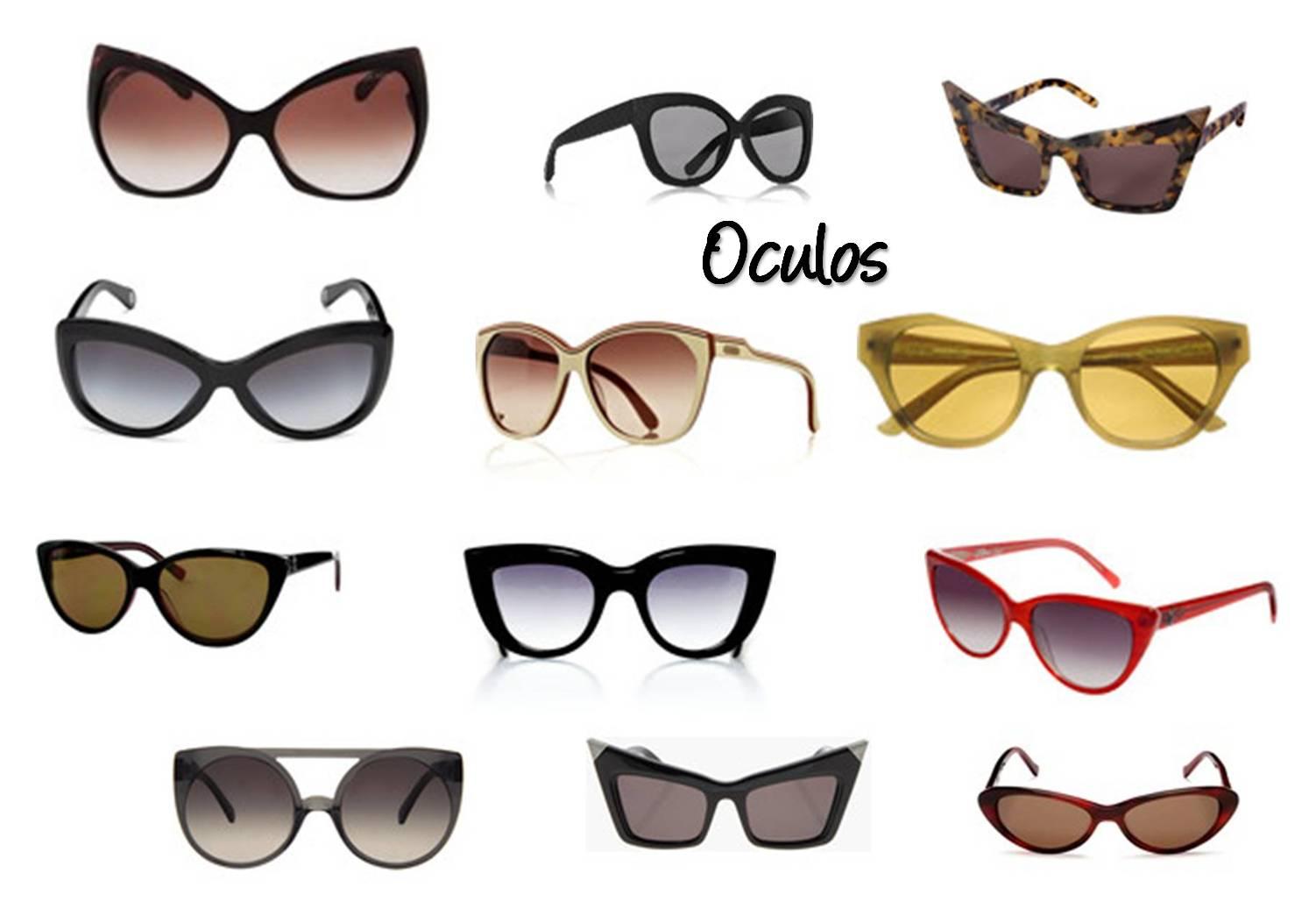 Entre Meninas  Óculos estilo gatinho... 0409cc6978