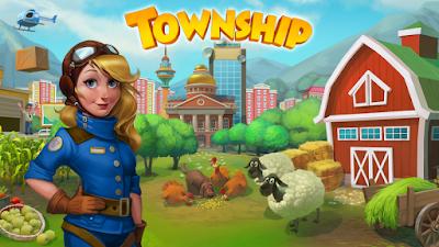 تحميل لعبة  Township v5.8.0 مهكرة كاملة للاندرويد (اخر اصدار)