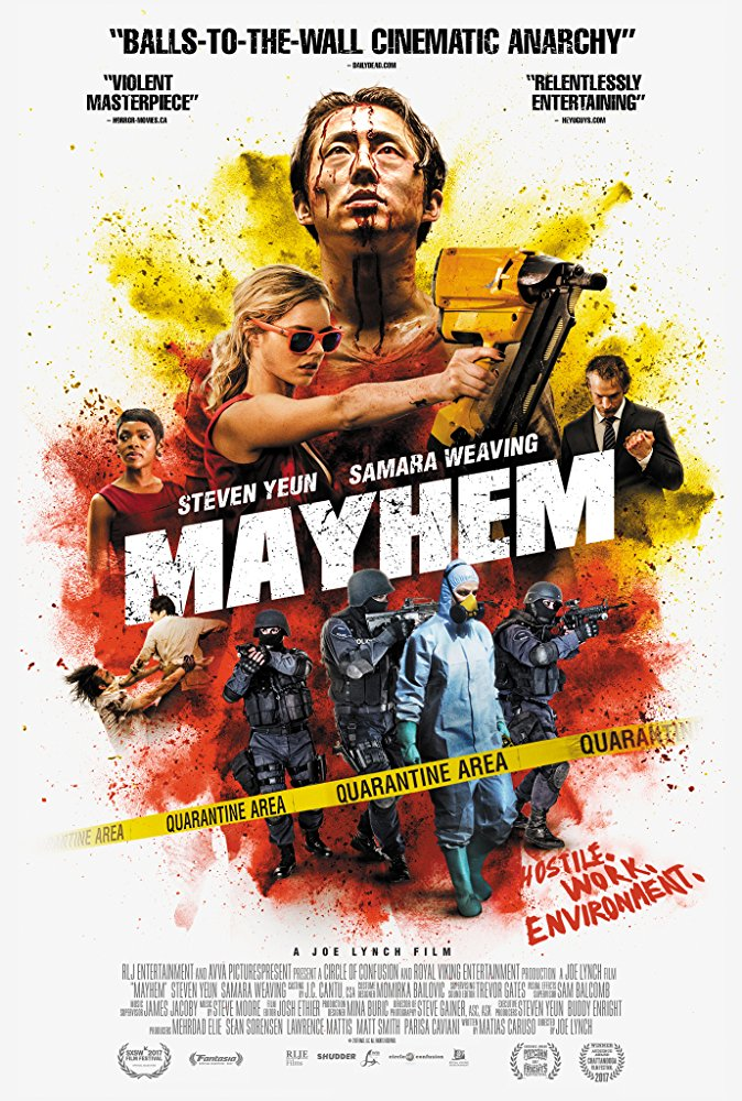 Movie Review Mayhem