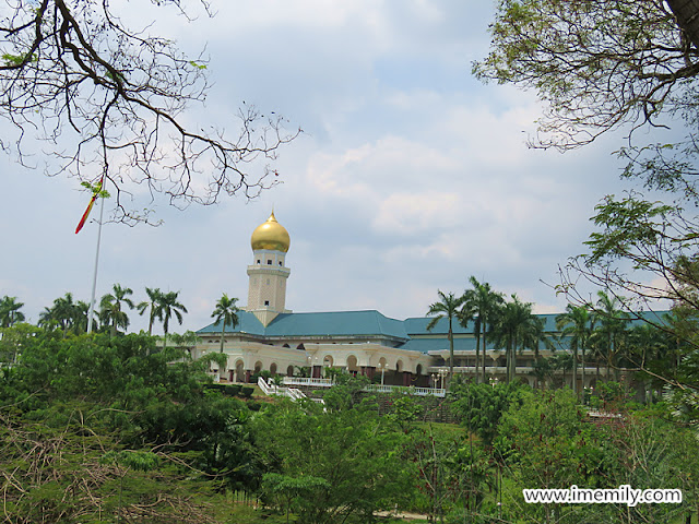 Alam Shah Palace  in Klang Town.