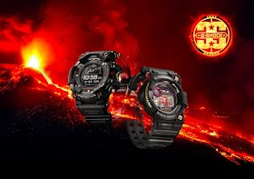Casio G-SHOCK Debuts 35th Anniversary Commemorative Models With The MAGMA OCEAN Collection