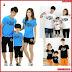 AKC221F49 Family Couple Baju Anak 221F49 Kaos Couple BMGShop