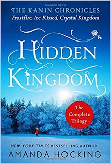 Hidden Kingdom: The Kanin Chronicles by Amanda Hocking