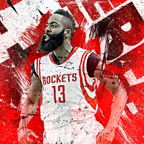 James Harden Wallpaper Engine