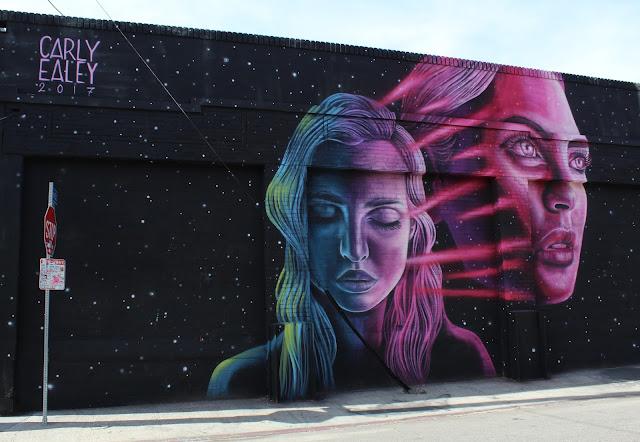 Downtown Los Angeles Graffiti Mural Tour