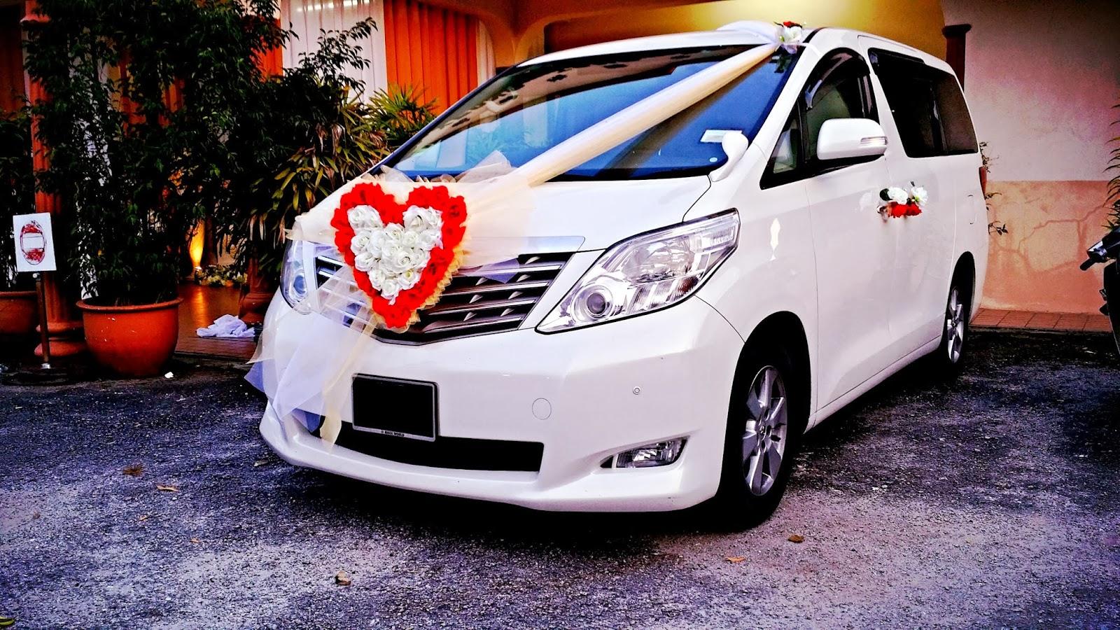 Luxury Vehicle: RedOrca Malaysia Wedding And Event Car Rental: Wedding Car