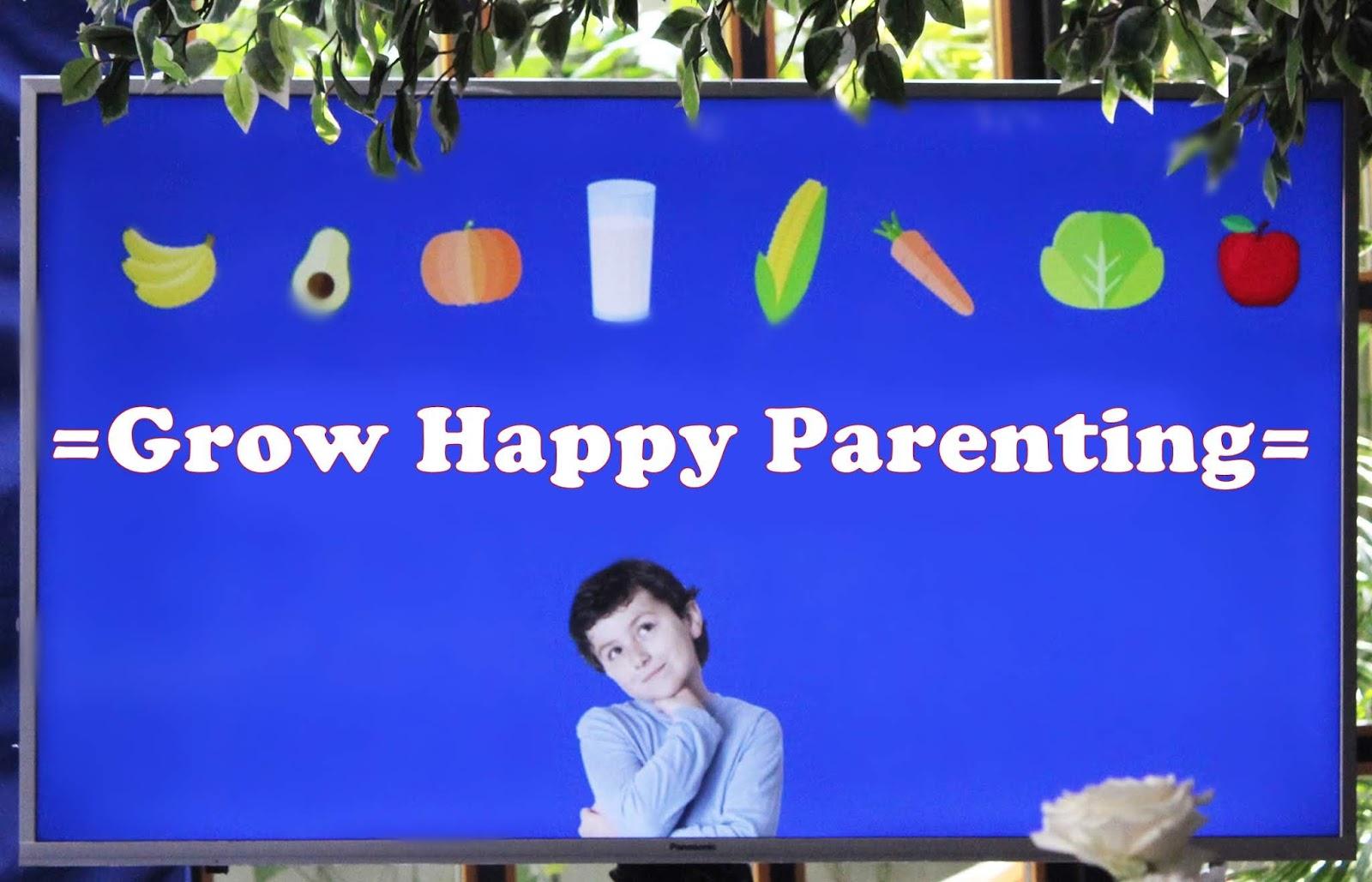 Kunci Kebahagiaan Anak adalah Orang Tuanya Sendiri