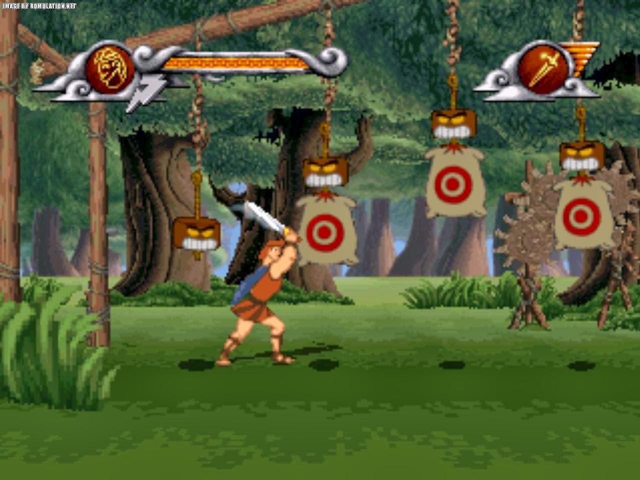 Hercules Video Games
