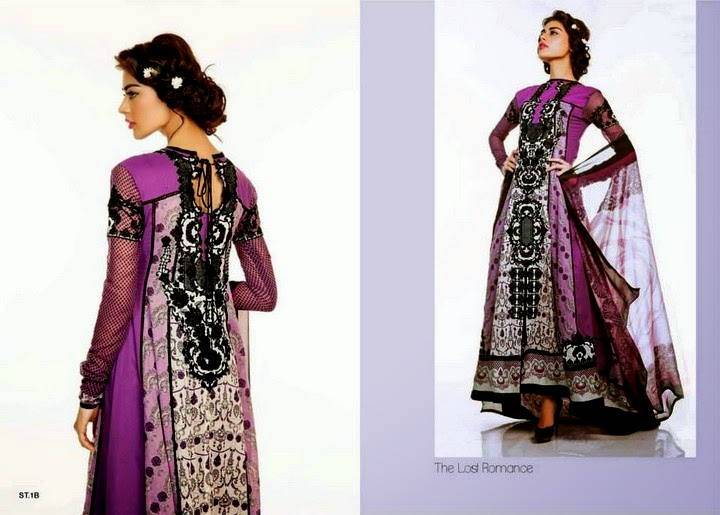 Ali Xeeshan Eid Collection 2014