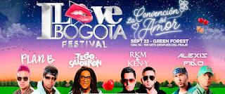I Love Bogota 2018 Festival 2