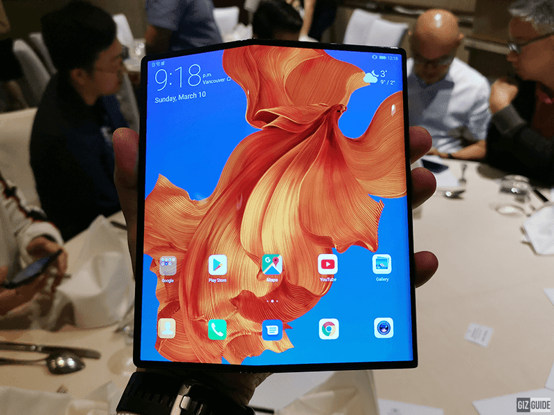 Huawei Mate X to launch in the Philippines soon? Why not?