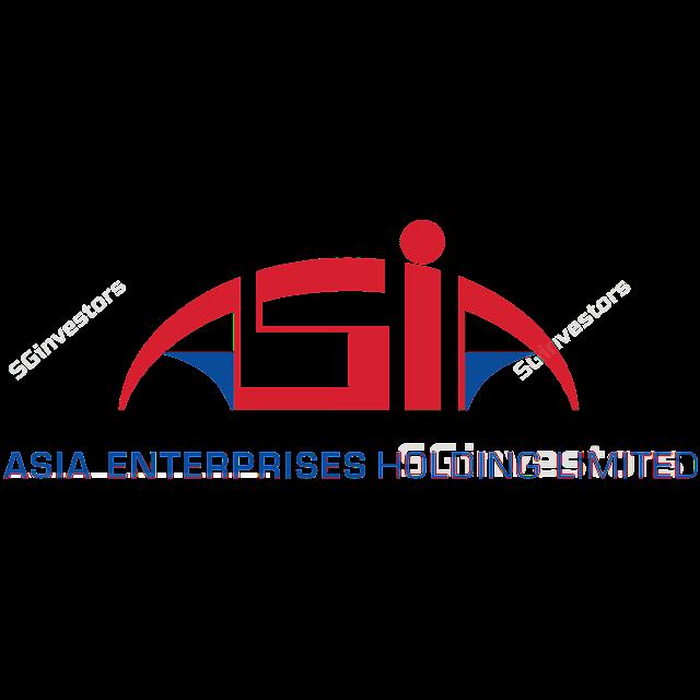ASIA ENTERPRISES HOLDING LTD (A55.SI) @ SG investors.io