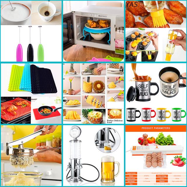 30 товаров для кухни AliExpress: подборка самых интересных гаджетов