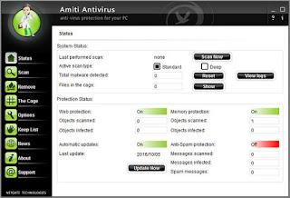 Netgate Amiti Antivirus v23.0.105.0 (x86/x64) Full Patch