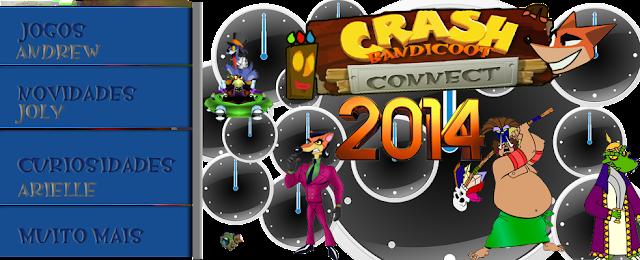 Crash bandicoot connect