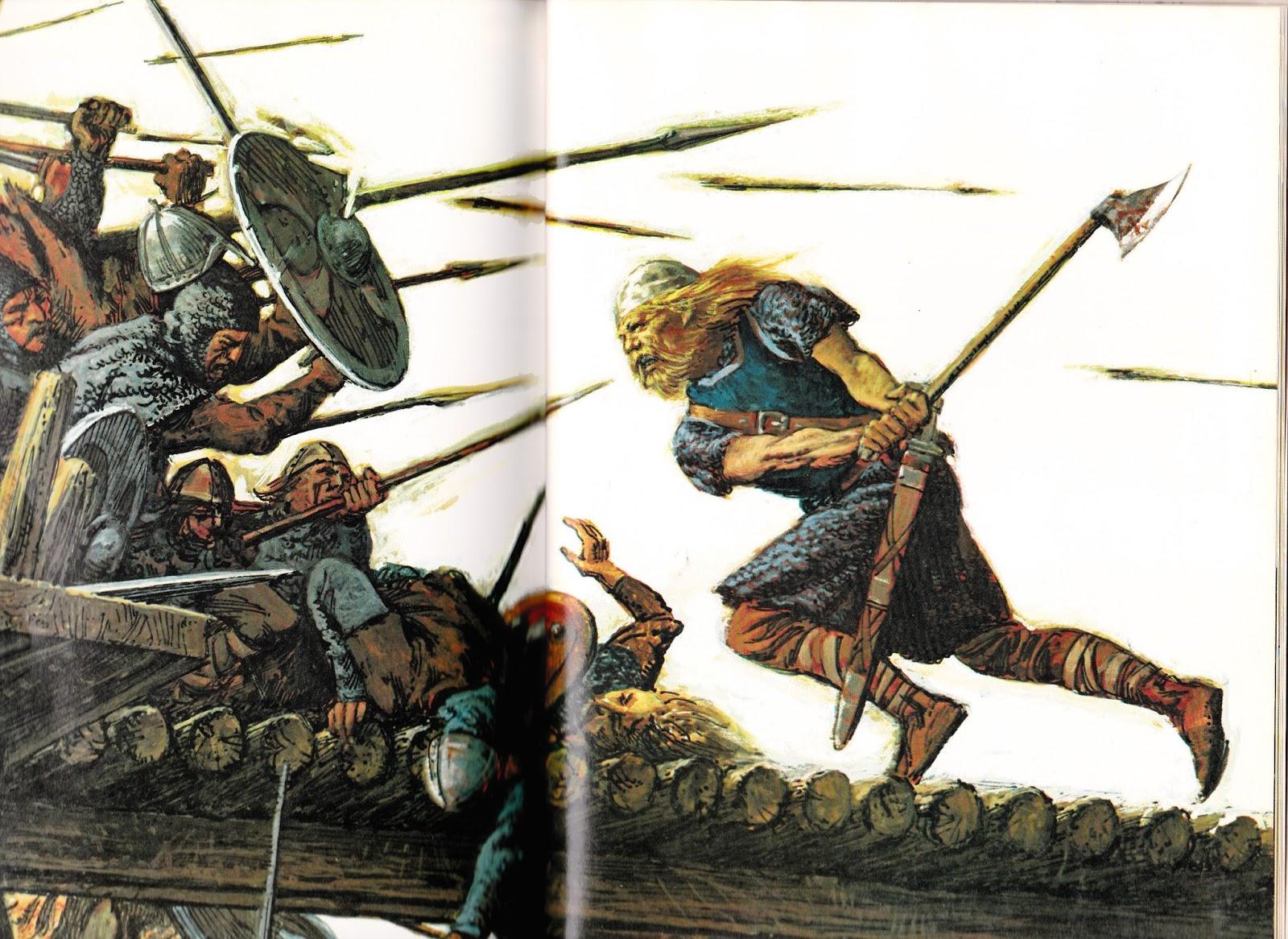 Grimfrost - Poster Art: Viking Berserker - This original ...  Viking Berserker