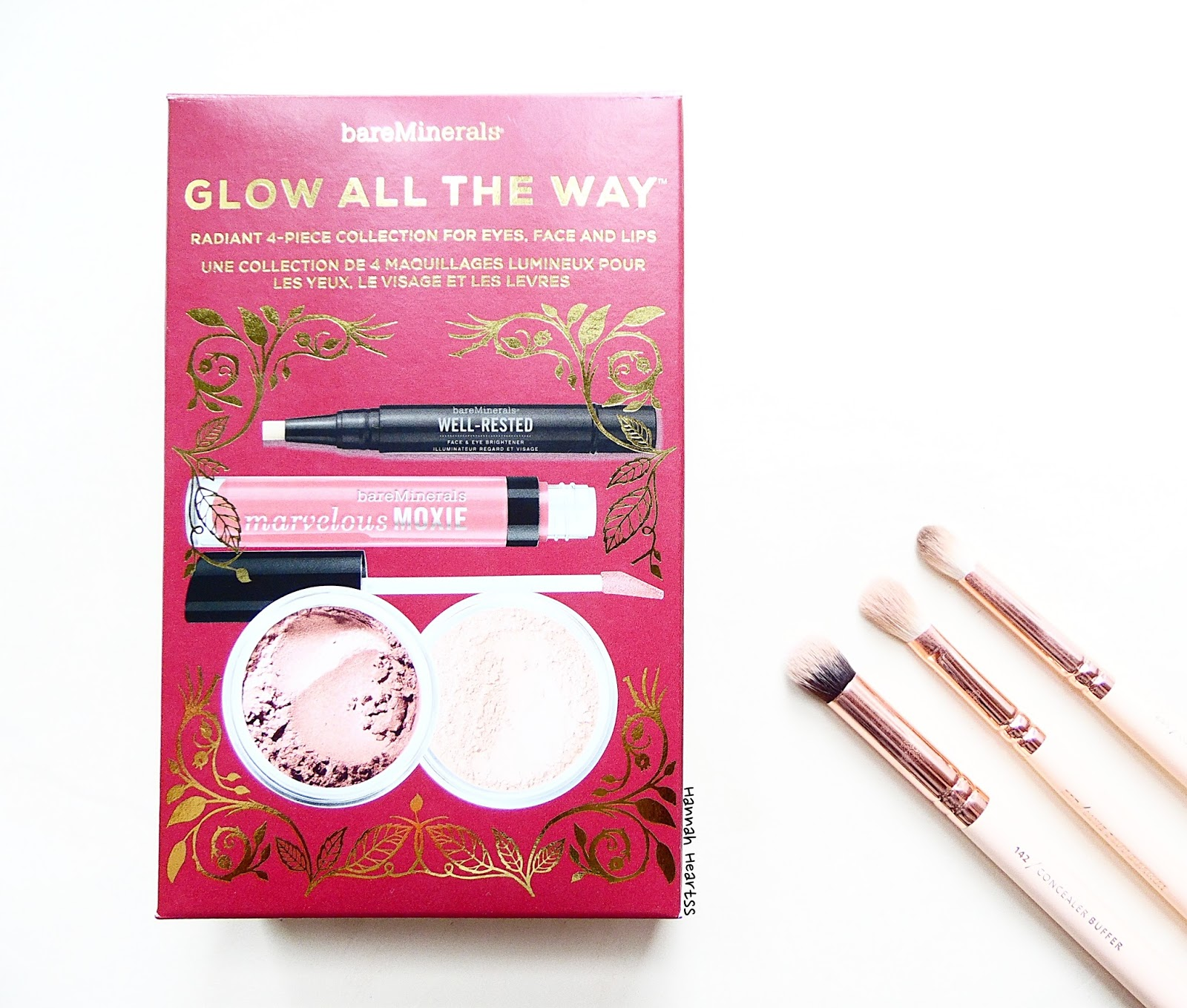 BareMinerals Glow All The Way Gift Set