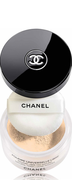 CHANEL POUDRE UNIVERSELLE LIBRE Natural Finish Loose Powder-Limited Edition