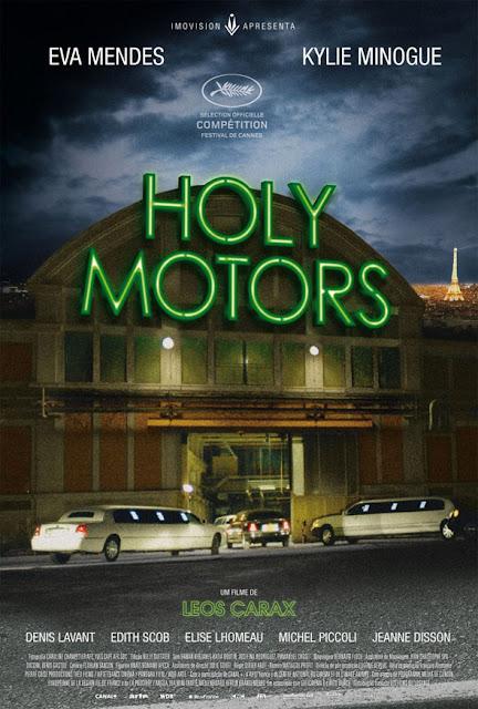 Holy Motors (2012) ταινιες online seires xrysoi greek subs