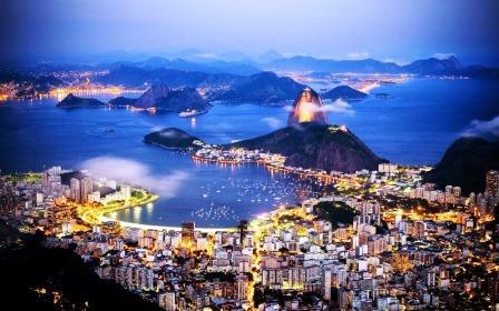10 Tempat Wisata Favorit Brazil