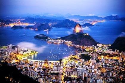 10 Tempat Wisata Favorit Brazil yang menarik untuk di kunjungi