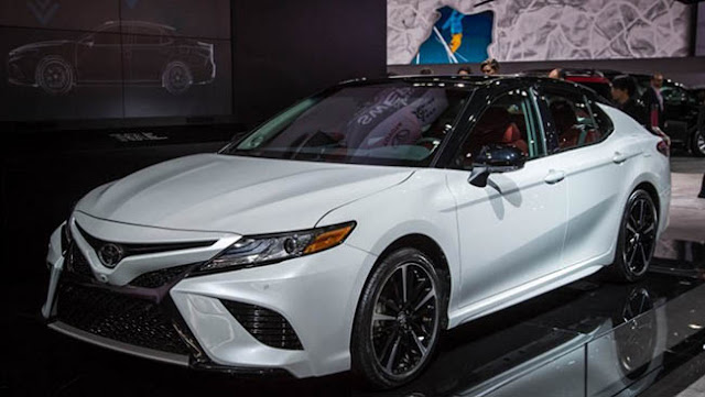 2018 Toyota Camry Latest News