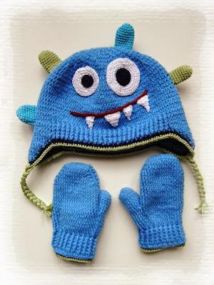 crochet hat for boys