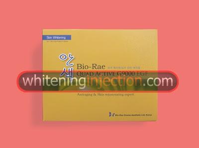 Bio Rae Quad Active G9000 EGF, Bio Rae Quad, Bio Rae Quad Active, Bio Rae injection, Bio Rae Whitening, Bio Rae Quad Active G9000 EGF harga Murah