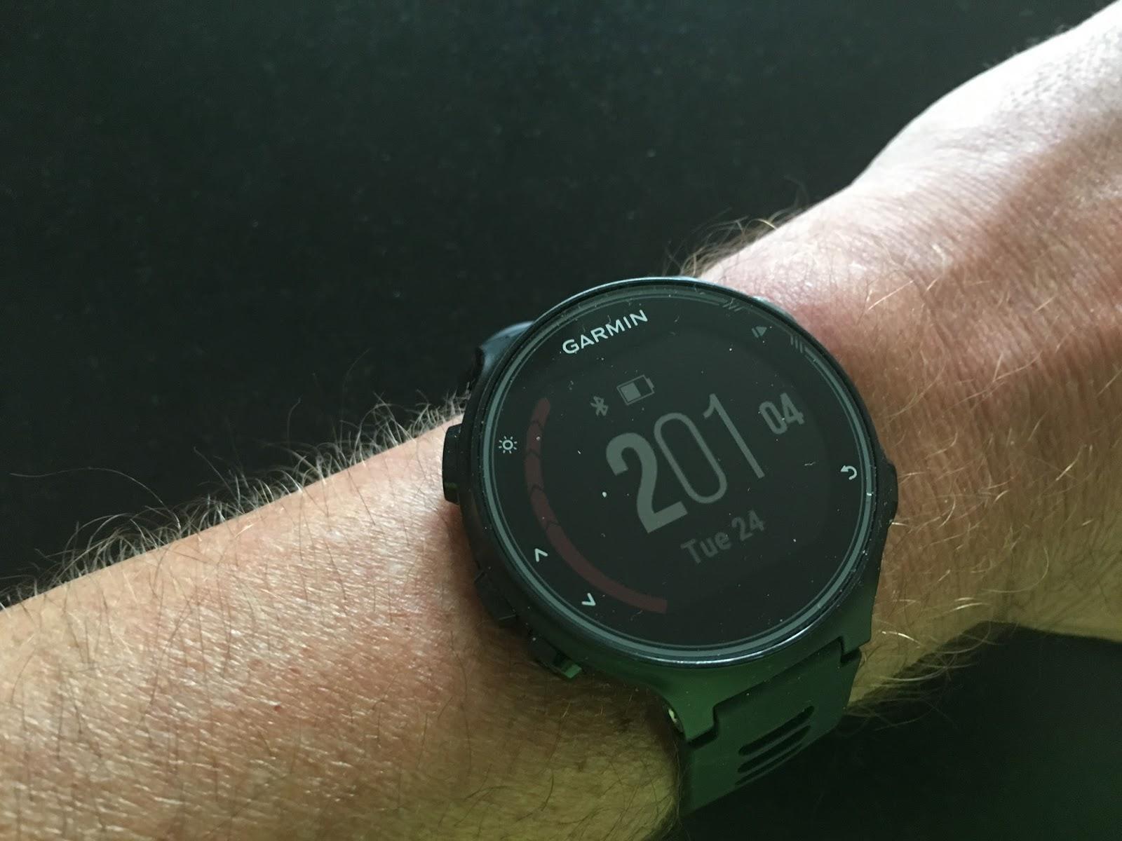 Road Trail Run: Comparison Review-2016 Garmin GPS Watches